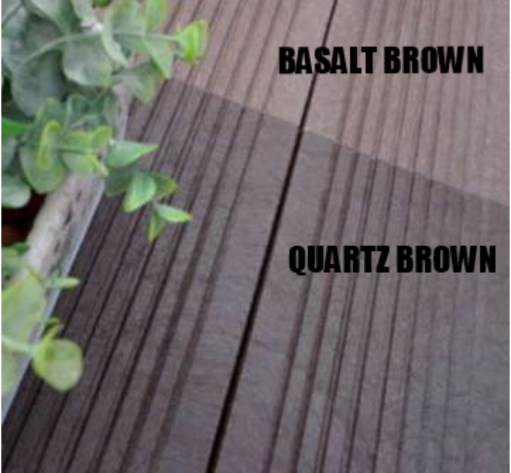 Basalt Brown/Quarts brown